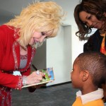 Dolly released an album of children's music last year and recently donated her 100 millionth children's book through her Imagination Library project. (Photo: Instagram)