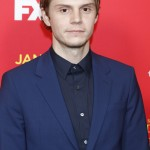 "We know ""Peter"" is in his last name and not his first name, but we'll take any chance to gush over the irresistible Evan Peters. (Photo: WENN)"