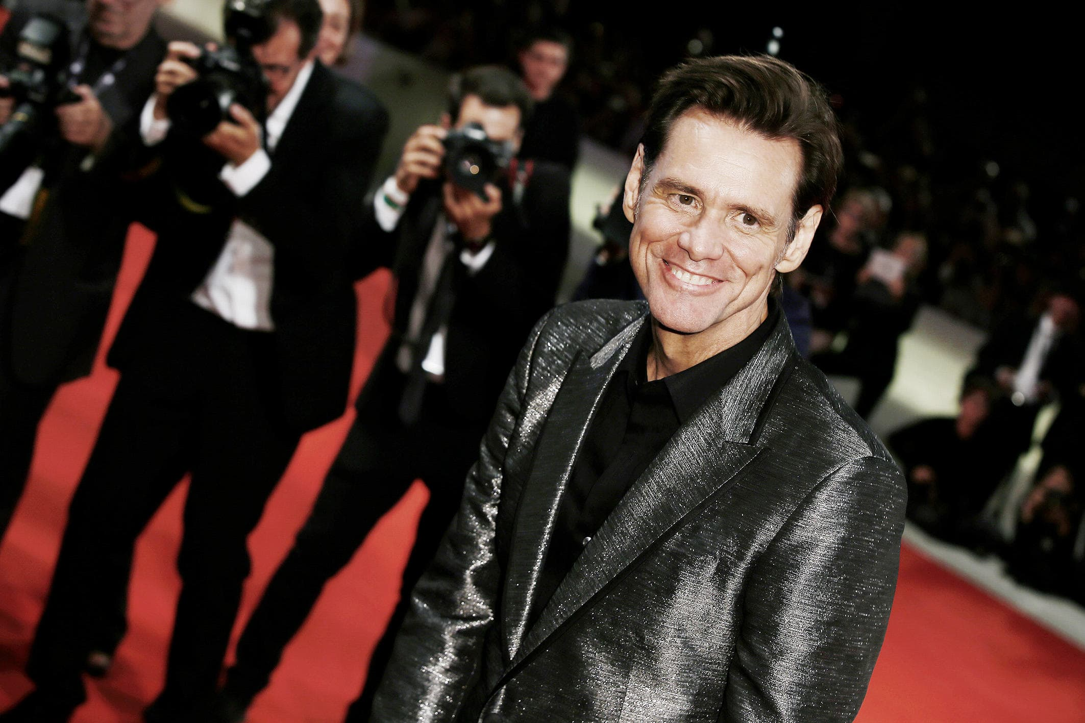 Jim Carrey will star in the upcoming Sonic The Hedgehog movie. (Photo: WENN)