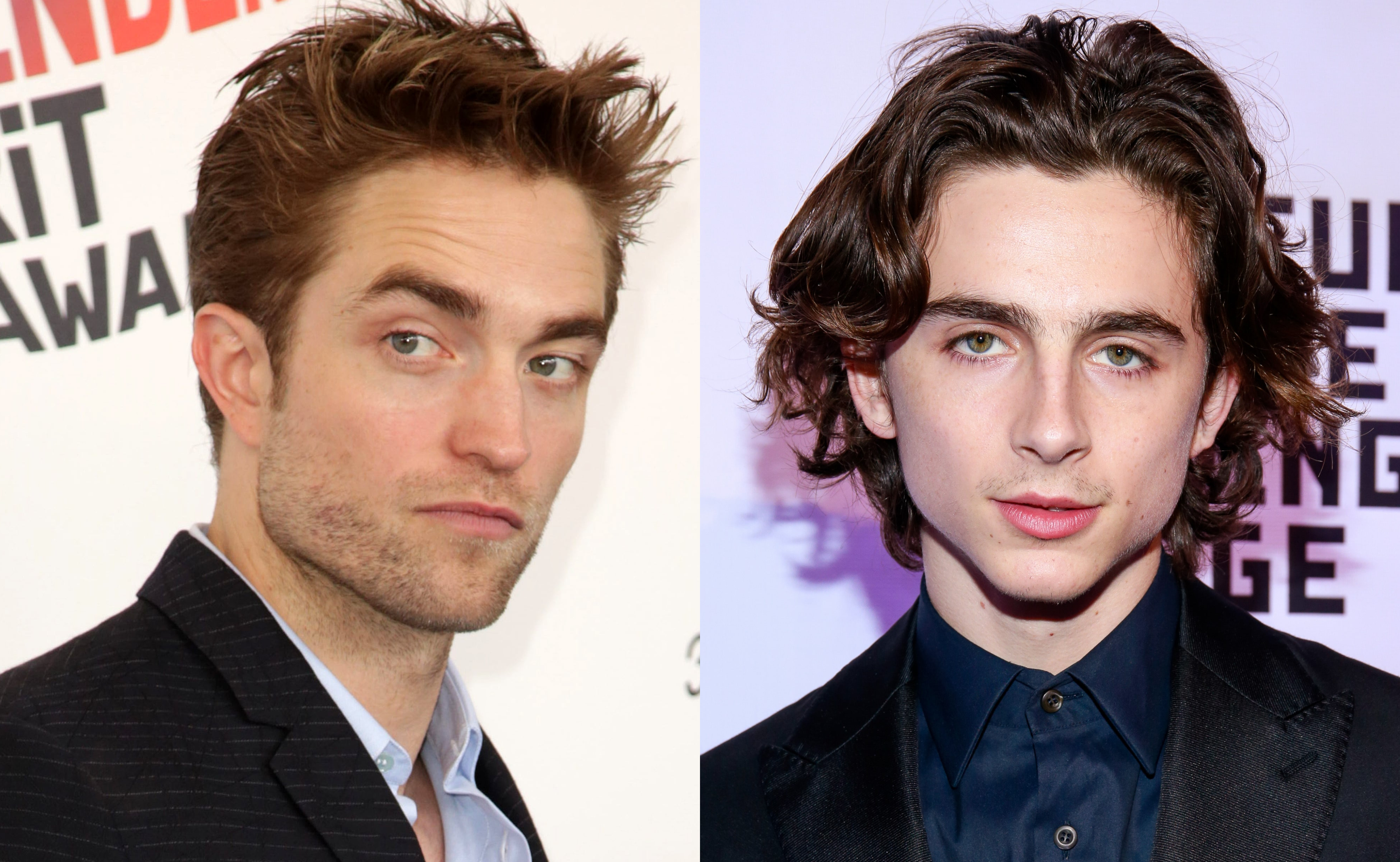 "Robert Pattinson and Timothée Chalamet will star in an upcoming Netflix movie, ""The King."" (Photo: WENN)"