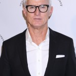 John Slattery's full white head doesn't make him look older, it just makes him even more irresistible. Roger Sterling would be proud! (Photo: WENN)