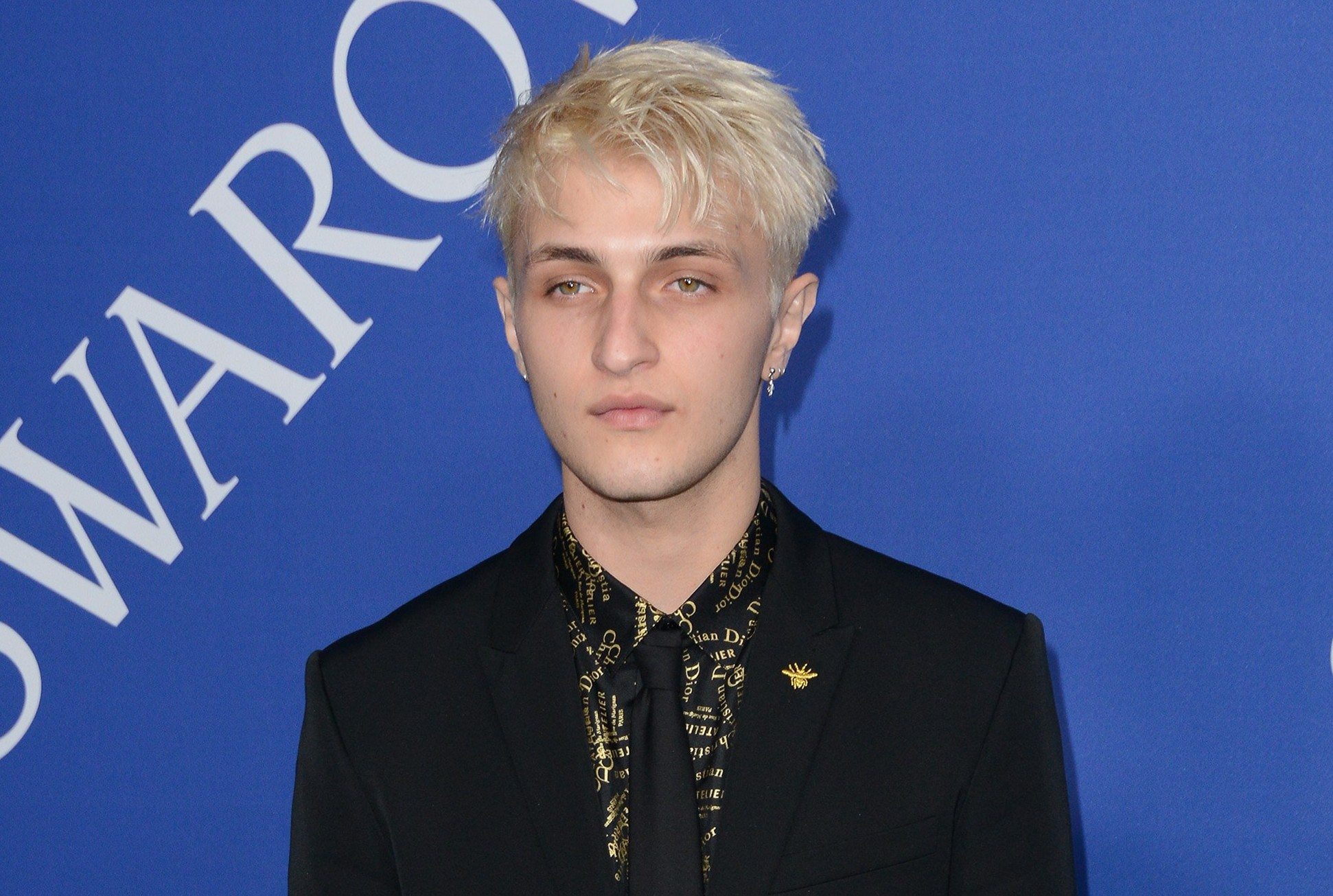 Besides the fact that he has joined the list of Kenda Jenner's many loves and hookups, what else do we know about Anwar Hadid? (Photo: WENN)