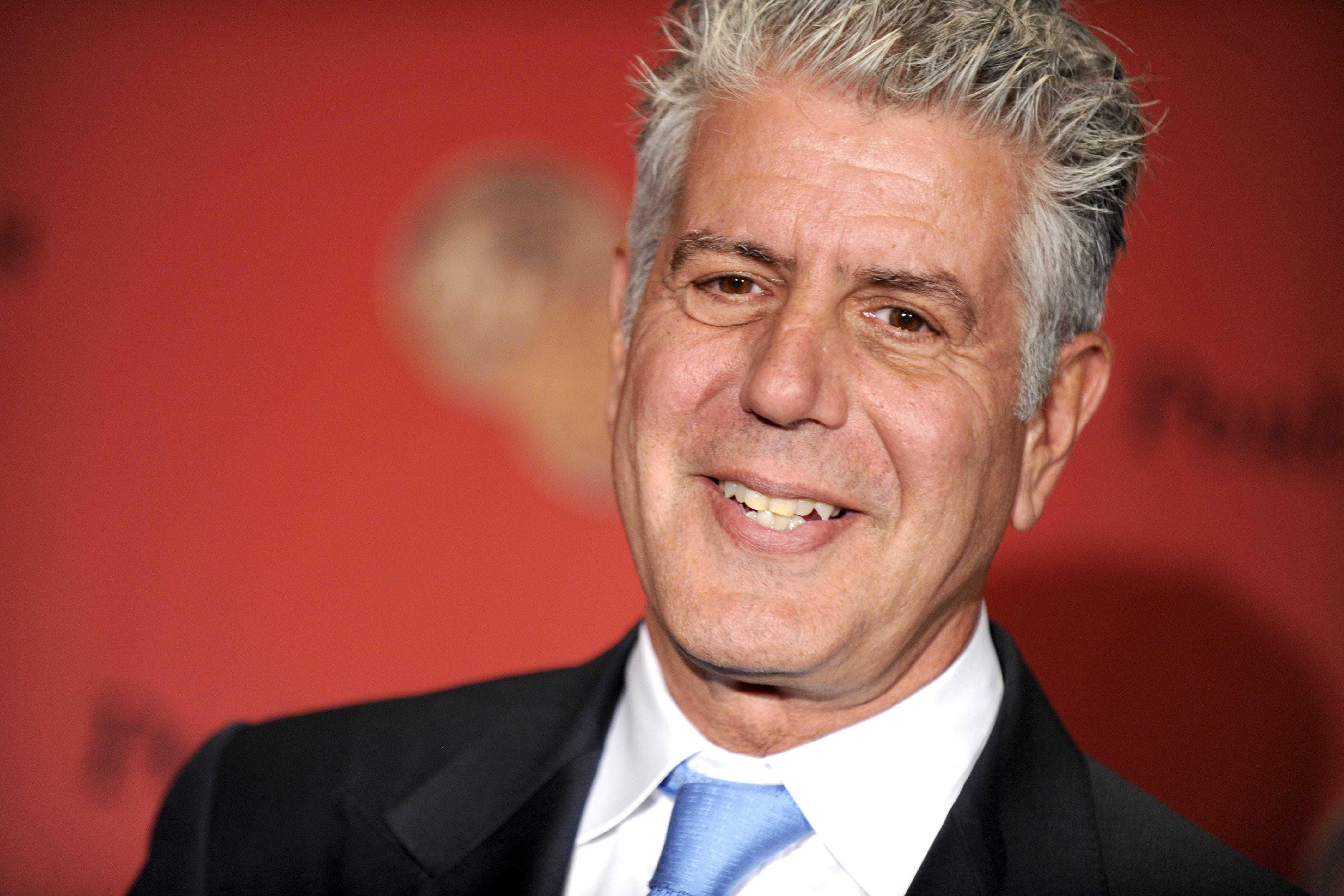 Chef and TV host Anthony Bourdain dies at 61. (Photo: WENN)