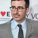 He may be British, but you can always count on John Oliver's relevant, well-researched commentary on American politics. (Photo: WENN)