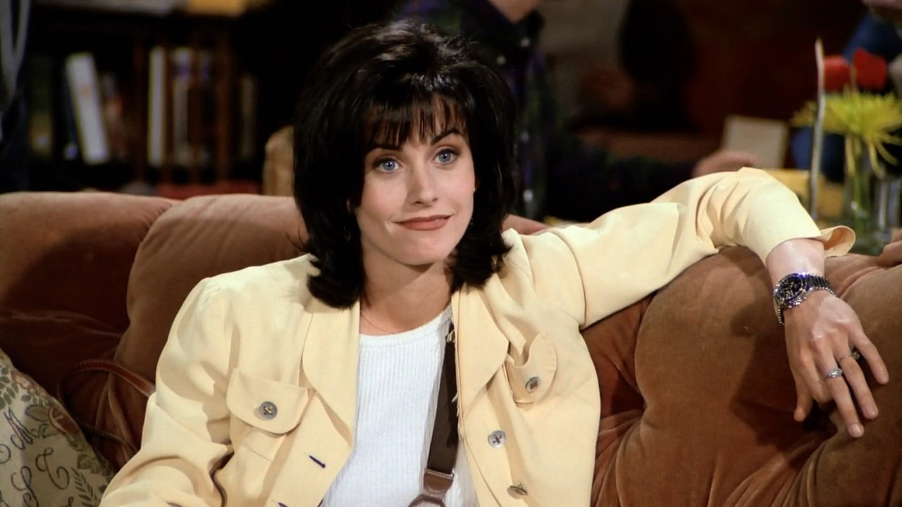 Celebrating Courtney Cox's 54th birthday, here's a countdown of the 14 best moments of the mother hen of the sextet, the one and only Monica Geller. (Photo: WENN)