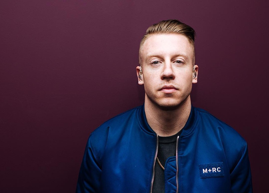 Grammy award- winner, Ryan Lewi's BFF, and avid thrifter. Macklemore is much more than his catchy hooks and secondhand clothes. (Photo: Instagram)