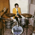 McCartney was the best drum player in the bad-- and he wasn't even The Beatles official drummer! Sorry, Ringo. But y'all know that's true. (Photo: Instagram)