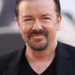 June 25—Ricky Gervais, Angela Kinsey, McKenna Grace, George Michael. (Photo: WENN)