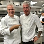Bourdain was found dead at his hotel room Friday morning by his close friend Eric Ripert. (Photo: Instagram)