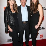Katherine (left) is the daughter of Hollywood star Arnold Schwarzenegger and Maria Shriver. (Photo: WENN)
