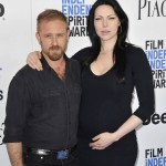 Prepon and Foster were engaged by August that same year. (Photo: WENN)