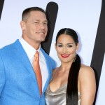 "After calling off their engagement and putting an end to a 6-year relationship, it seems that Nikki Bella and John Cena are willing to give their love a second chance. The wrestling couple is reportedly ""working"" on their romance. (Photo: WENN)"