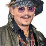 His career (and his fortune) may be in decline, but Johnny Depp was one of the biggest stars of the 90's and early 00's. Here's to Captain Jack Sparrow! (Photo: WENN)