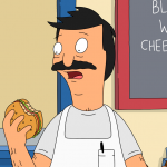 Bob Belcher pretended to be trapped inside a wall for days in order to avoid seeing his mother-in-law. One of the greatest dad moves in television history. It set the tone for a comedy that remains one of the television's best written. (Photo: Release)