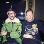 "He totally considers Ryan Lewis his BFF. He's listed as Macklemore's producer, but the rapper says he is much more than that. ""Ryan is one of my best friends in this world,"" he says. Friendship goals alert! (Photo: Instagram)"