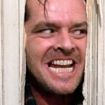 Kubrick adaptation to King's novel starred Jack Nicholson as Jack Torrance. (Photo: Release)