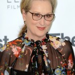 There's now ego—just raw talent. No matter how famous she is, not matter how many awards she wins, Streep is still completely modest. (Photo: WENN)