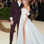 The world thought they had made their debut as a couple when walked the 2018 Met Gala red carpet together. (Photo: WENN)