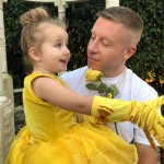 Don't be fooled by his ink and tough lyrics. Macklemore is quite a softy when it comes to her daughters. Little Sloane Ava Simone is all over the rapper's Instagram page. And yes, it is every bit as cute as you imagine. (Photo: Instagram)