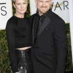 As for Ben Foster, the actor dated Robin Wright for 4 years. (Photo: WENN)