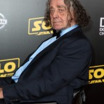 Peter Mayhew is the man beneath the Chewbacca suit in the Star Wars series. And that automatically makes him our favorite Peter on this list. (Photo: WENN)