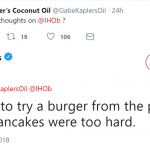 The Wendy's social media person need a raise. (Photo: Twitter)