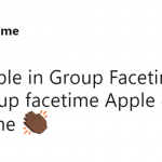 Group FaceTime? More like Squad FaceTime! (Photo: Twitter)