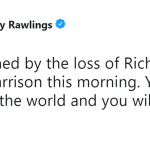 "Owner of the ""Gas Monkey Garage"" and star of ""Fast N' Loud"" Richard Rawlings mourned the death of ""The Old Man"". (Photo: Twitter)"