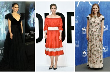 The Epitome Of Timeless Beauty: 10 Of Our Favorite Natalie Portman Red Carpet Looks