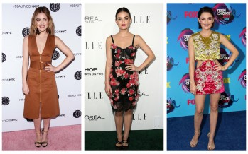 Pretty Little Fashionista: Lucy Hale's Style In 10 Pictures