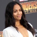 Her best recent red carpet looks prove the Guardians of the Galaxy and Star Trek actress is the fashion hero we've always needed. (Photo: WENN)