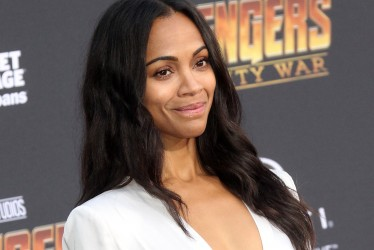 Zoe Saldana's 10 Best Looks That Prove She Truly Is A Red Carpet Hero