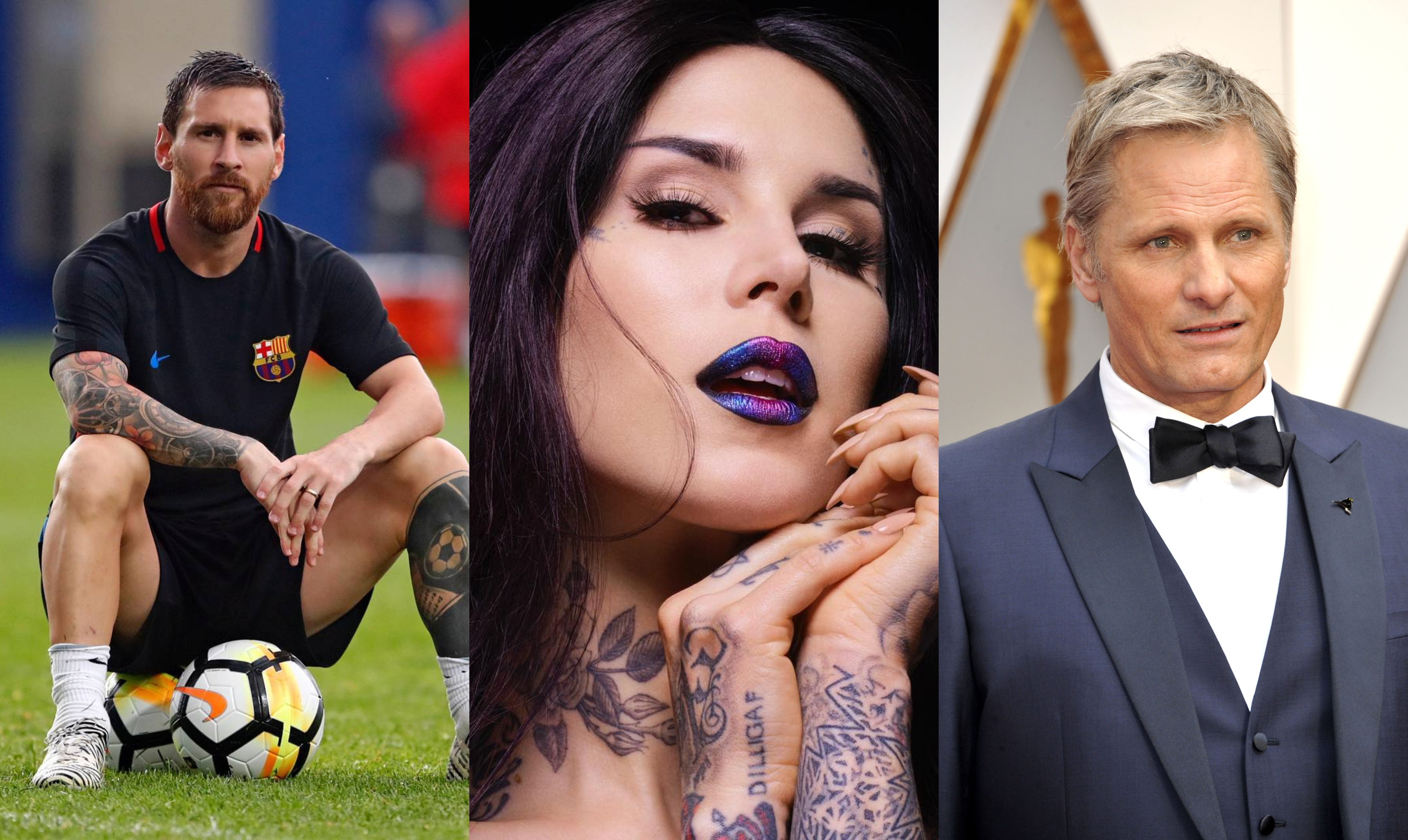 From soccer star Lionel Messi to the muse behind Michael Bublé's romantic tunes, these are 10 Argentines who have taken the world by surprise. (Photo: Instagram)