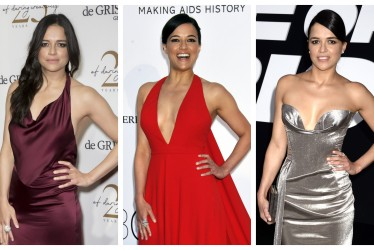 From Tough Girl To Red Carpet Beauty: Michelle Rodriguez' Best Looks