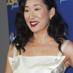 Sandra Oh doesn't consider herself to be a celebrity and she thinks the more famous you get, the more it takes away from being an artist. This is why we don't see in the press unless it strictly pertains to her work. (Photo: WENN)