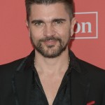 Sultry singer-songwriter Juanes has the kind of animal magnetism only a true musician can attain. He's sold enough records and earned enough awards to fill a small home, and we bet those bad boy looks have something to do with it! (Photo: WENN)