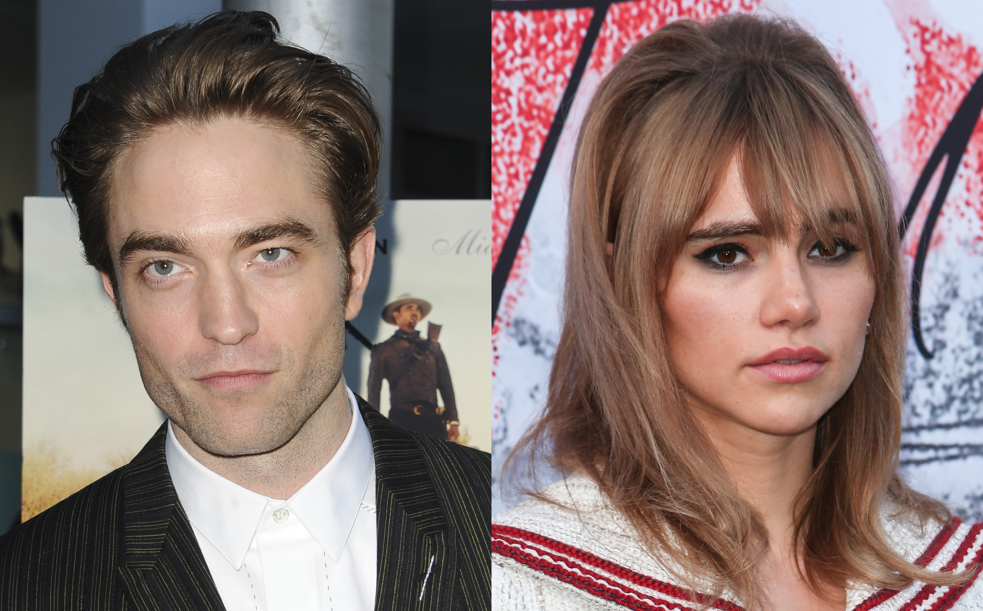 Robert Pattinson and Suki Waterhouse are reportedly the new Br-IT couple. (Photo: WENN)