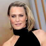 Robin Wright finally breaks her silence on the Kevin Spacey scandal. (Photo: WENN)