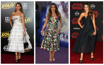 Sofia Vergara's Infallible Formula For Slaying The Red Carpet In 10 Pictures