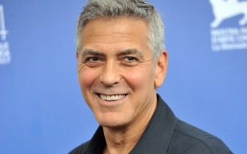 George Clooney Was In A Scooter Accident And Twitter Is Thankful His Face Didn't Get Hurt