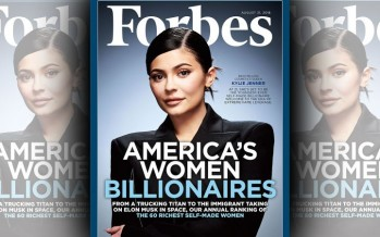 """Forbes Says Kylie Is A """"Self-Made"""" Billionaire And Twitter Begs To Differ"""