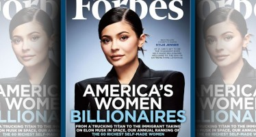 "Forbes Says Kylie Is A ""Self-Made"" Billionaire And Twitter Begs To Differ"