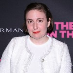Lena Dunham celebrates weight gain in new body-positivity post on Instagram. (Photo: WENN)