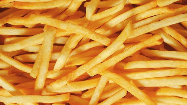 "The ""no one can eat just one"" punch line doesn't ring truer than in the case of French fries. (Photo: Release)"