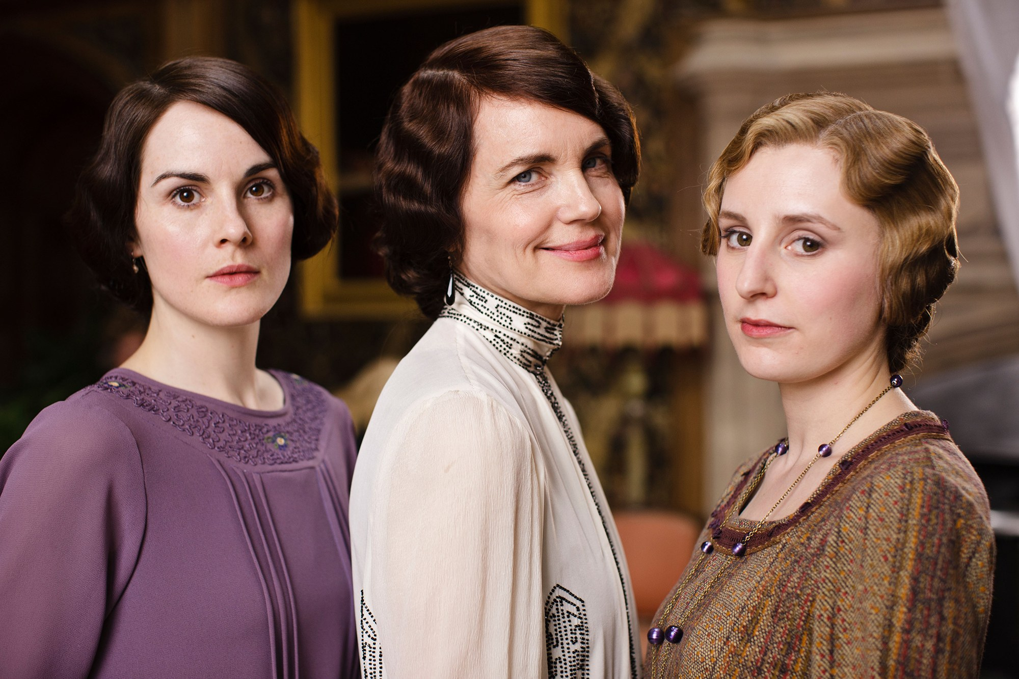 It's official—Downton Abbey is coming back as a movie! (Photo: Release)