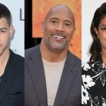 "Dwayne ""The Rock"" Johnson is taking full responsibility for Nick Jonas and Priyanka Chopra's romance. (Photo: WENN)"