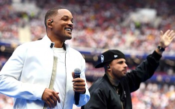 Will Smith's World Cup Closing Ceremony Performance Has Twitter Wondering What Year We're Actually Living In