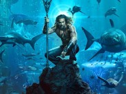 The First Aquaman Poster Is Here And Twitter Thinks It Looks A Little Too… Fishy