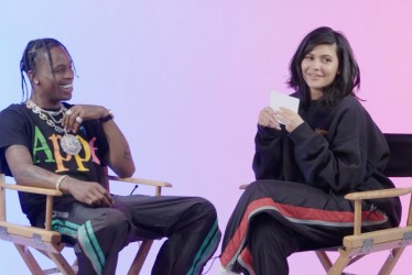 Travis Scott Takes GQ's Kylie Quiz And Twitter Is Cringing