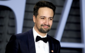 "Lin-Manuel Miranda To Make Directorial Debut On ""Tick, Tick… Boom!"""